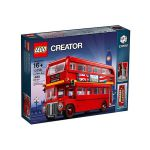LEGO EXCLUSIVES 10258 LONDYŃSKI AUTOBUS
