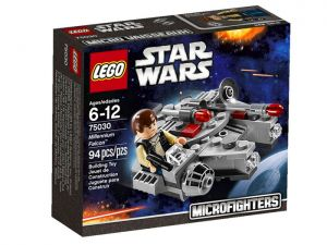LEGO STAR WARS 75030 MLLENIUM FALCON