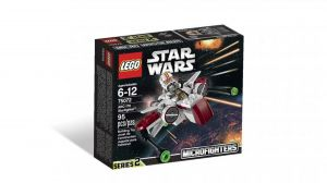LEGO STAR WARS 75072 STARFIGHTER