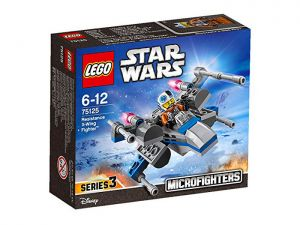 LEGO STAR WARS 75125 X-WING FIGHTER RUCHU OPORU