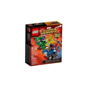 LEGO SUPER HEROES 76064 SPIDERMAN KONTRA ZIELONY GOBLIN